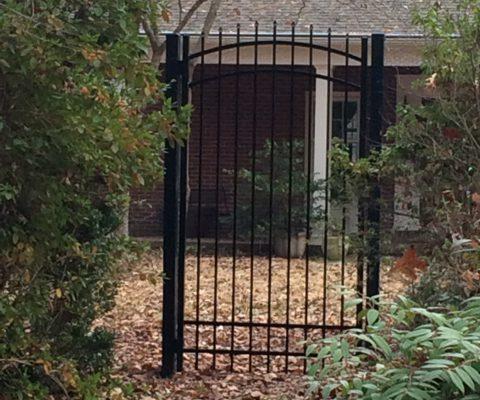 Arch Press Point Gate 6'