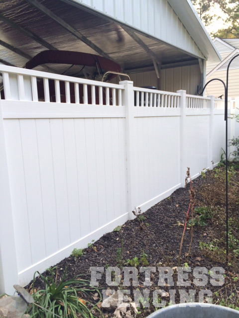 Commercial Gallery | Fortress Fencing