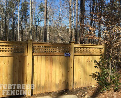FW8 - 5+1 stockade deluxe in woods