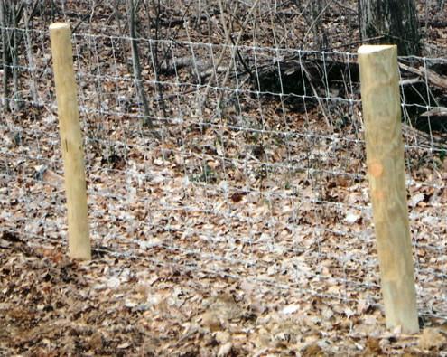 Post & Graduated Field Wire