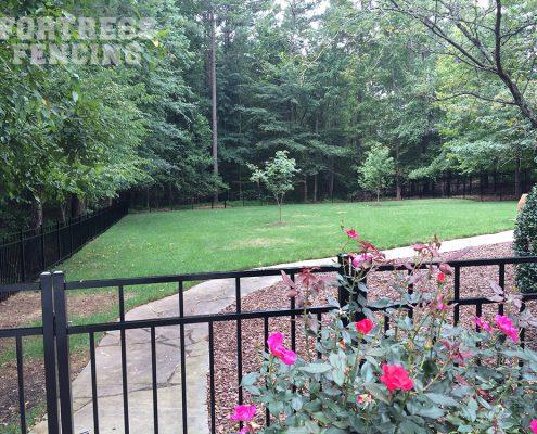 custom - Carolina style fence-Ideal